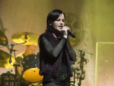 The Cranberries singer Dolores O'Riordan has died at age 46