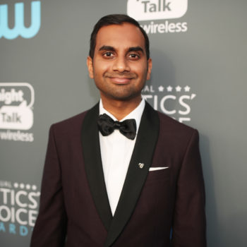 "This writer called the accusations against Aziz Ansari ""revenge porn,"" and everything about that is wrong"