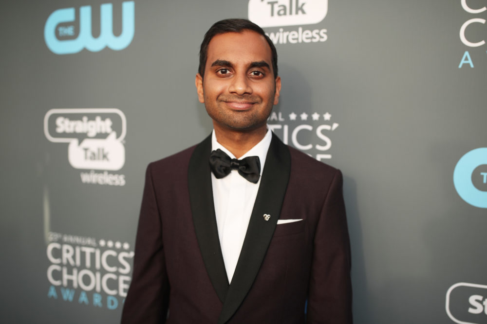 """This writer called the accusations against Aziz Ansari """"revenge porn,"""" and everything about that is wrong"""