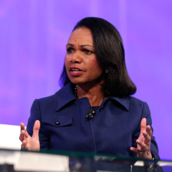 "Condoleezza Rice warned that #MeToo might ""turn women into snowflakes"""