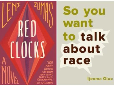 """Books coming out this week: """"Red Clocks,"""" """"So You Want to Talk About Race,"""" and more"""