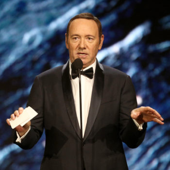 "Kevin Spacey has been accused of racism on the ""House of Cards"" set"