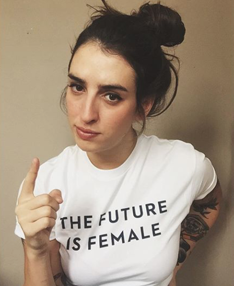 13 feminist T-shirts to wear to the Women's March (or any day of the year)