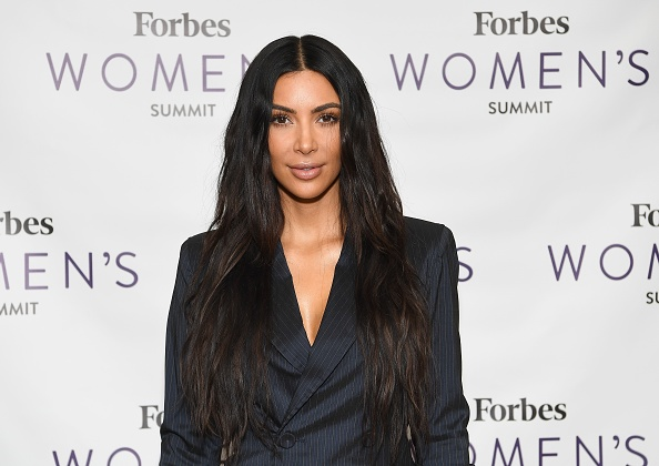 Kim Kardashian's all-time favorite hairstyle is actually not her signature black waves