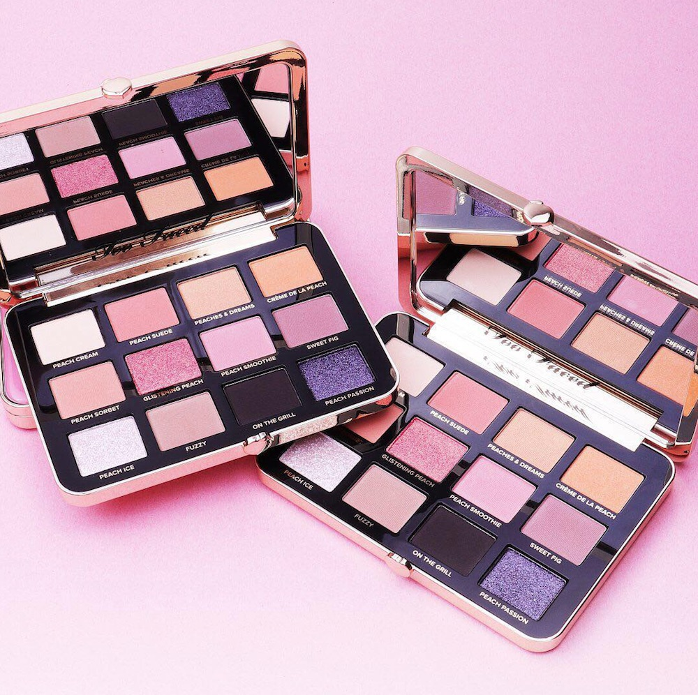Too Faced's long-awaited White Peach eyeshadow palette just landed at Sephora