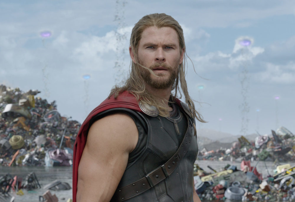 Hold Mjölnir tight — Chris Hemsworth claims he's done playing Thor *forever*