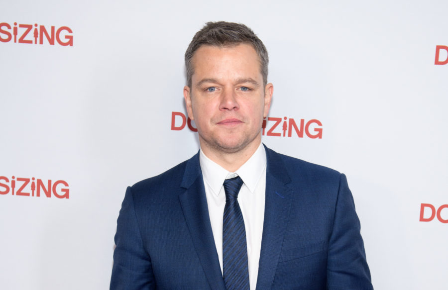 "Matt Damon apologized for sexual harassment remarks, saying, ""[I] should close my mouth for a while"""