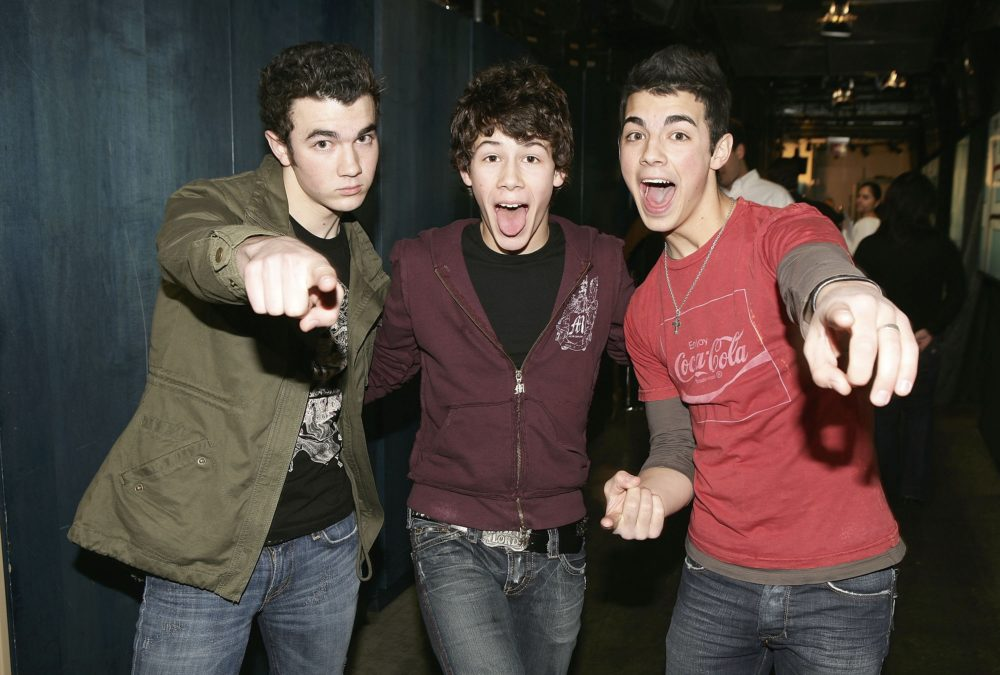 There's a rumor that the Jonas Brothers are reuniting, and we don't even have to wait until the year 3000