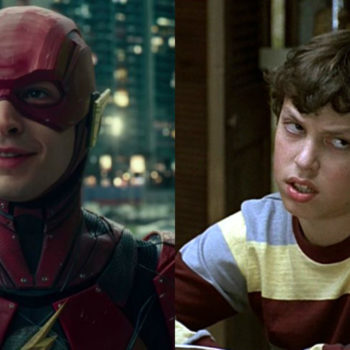 "FYI: The guy from ""Freaks and Geeks"" might direct the stand-alone ""Flash"" movie"