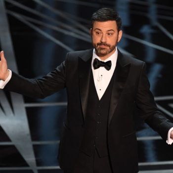 Here's how people feel about Jimmy Kimmel hosting the Oscars again