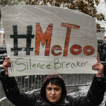 The #MeToo movement is not a witch hunt, and it's definitely not over