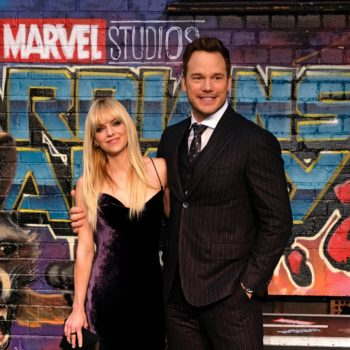 Anna Faris revealed the secret to successfully co-parenting with Chris Pratt