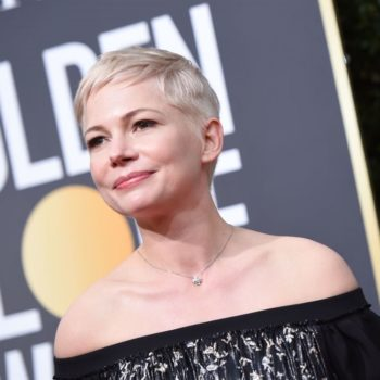 Michelle Williams is reportedly engaged!