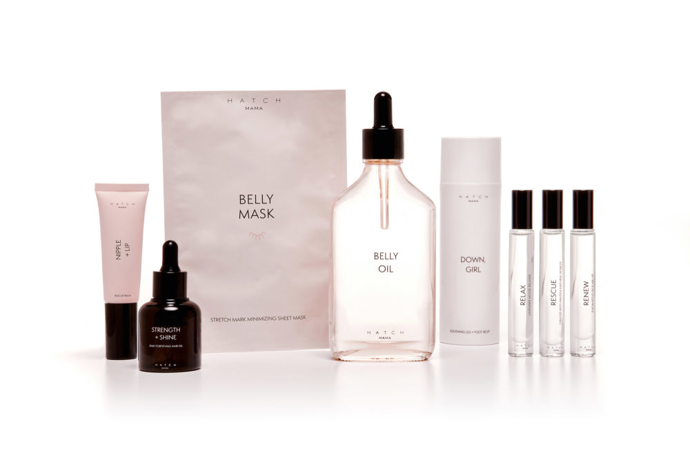 Attention, baby mamas — there's a new beauty line that's safe for pregnancies