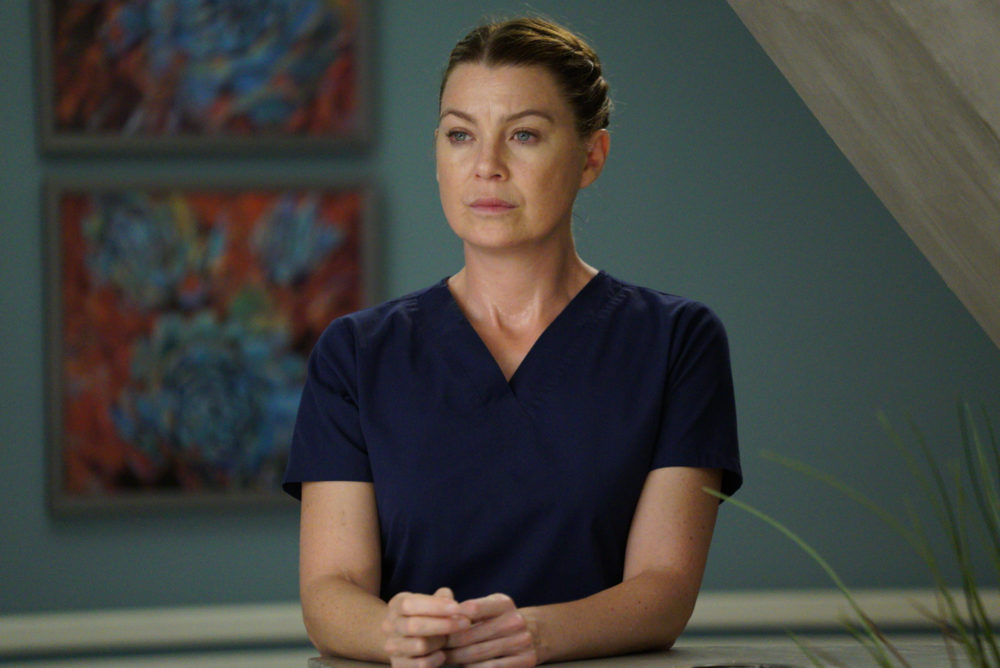 "Meredith isn't going anywhere yet — Ellen Pompeo has signed on for *two* more seasons of ""Grey's Anatomy"""