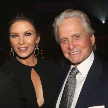 Catherine Zeta-Jones responds to husband Michael Douglas's sexual assault allegations