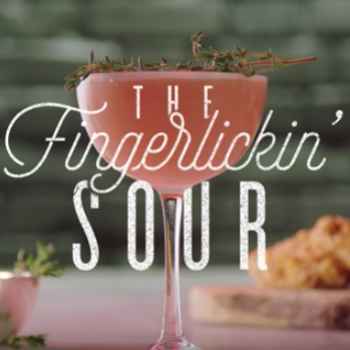 KFC has released three gravy cocktail recipes, so cheers, y'all