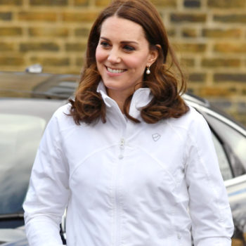 Kate Middleton's athleisure look proves that even royals love to be comfy
