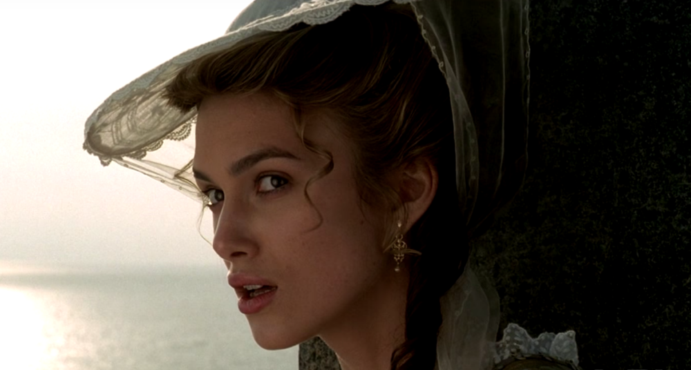 "For Keira Knightley, being young on the set of ""Pirates of the Caribbean"" was ""pretty horrific"""