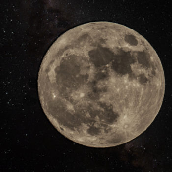 This is how big January's super blue moon will be