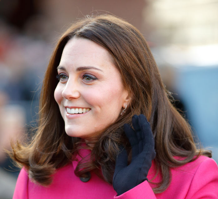You're going to want Kate Middleton's fuchsia maternity coat even if you're not pregnant