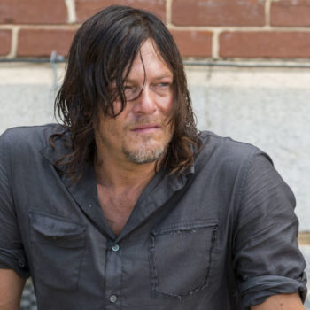"""Norman Reedus is not happy about an upcoming """"Walking Dead"""" death, and honestly, same"""