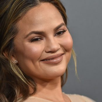 Chrissy Teigen pretended to host Trump's Fake News Awards, and LOL forever