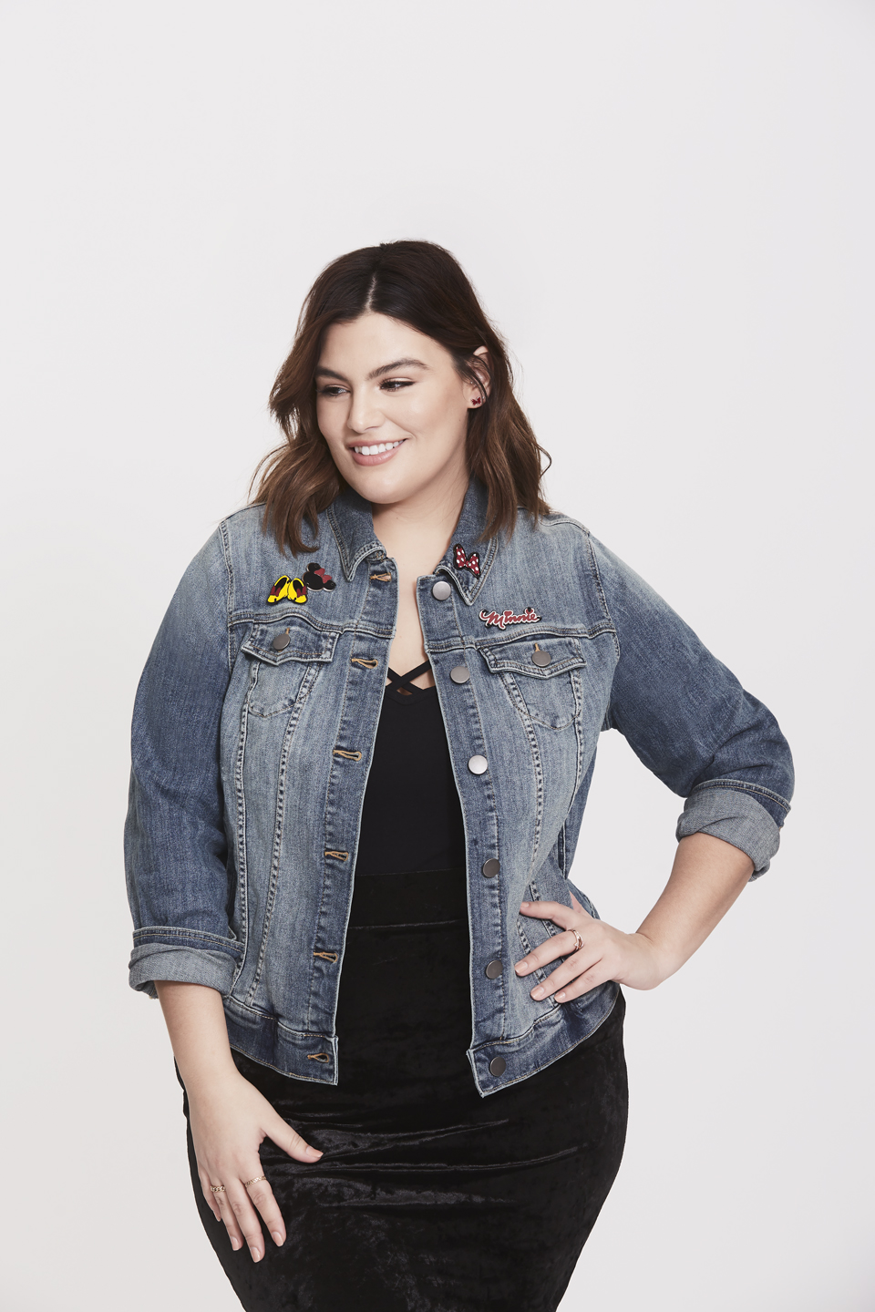 a69061de1eb Torrid released a Minnie Mouse-inspired fashion collection ...