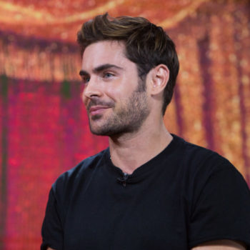 You might want to sit down for this — here's your first look at Zac Efron as a serial killer