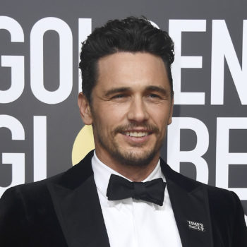 Update: James Franco *will definitely* attend the SAG Awards this weekend
