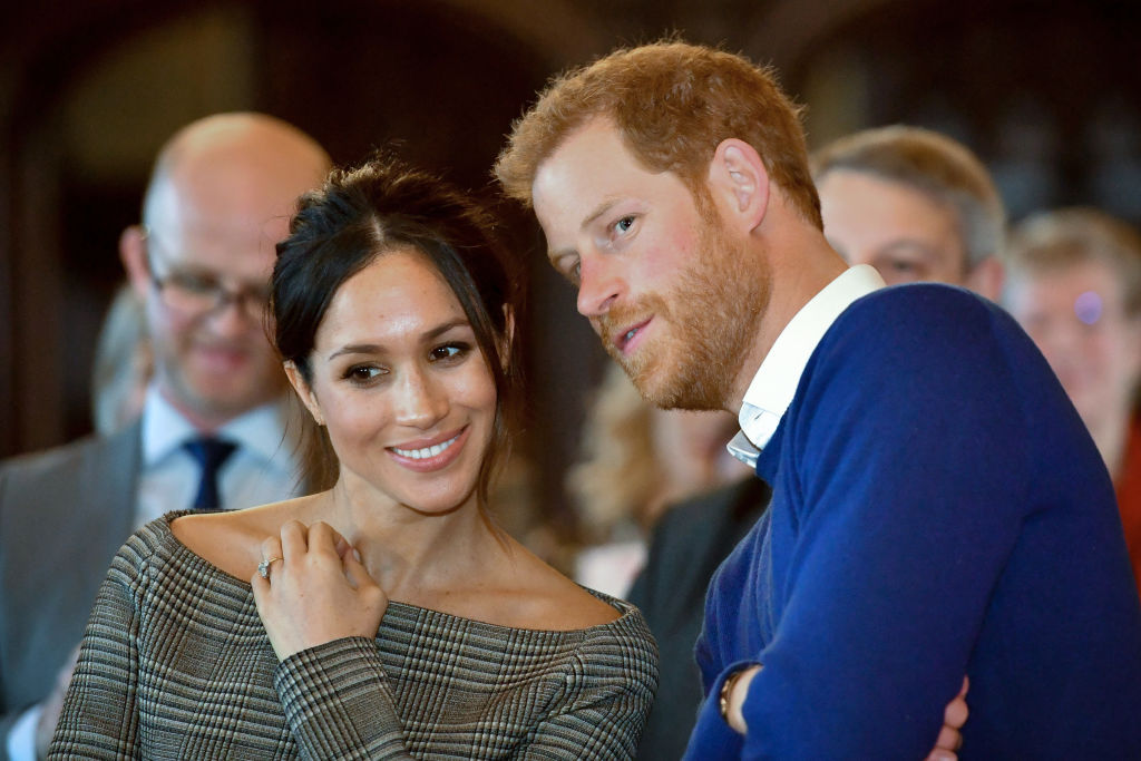 Meghan Markle says that Prince Harry is a feminist, and now we love this couple even more