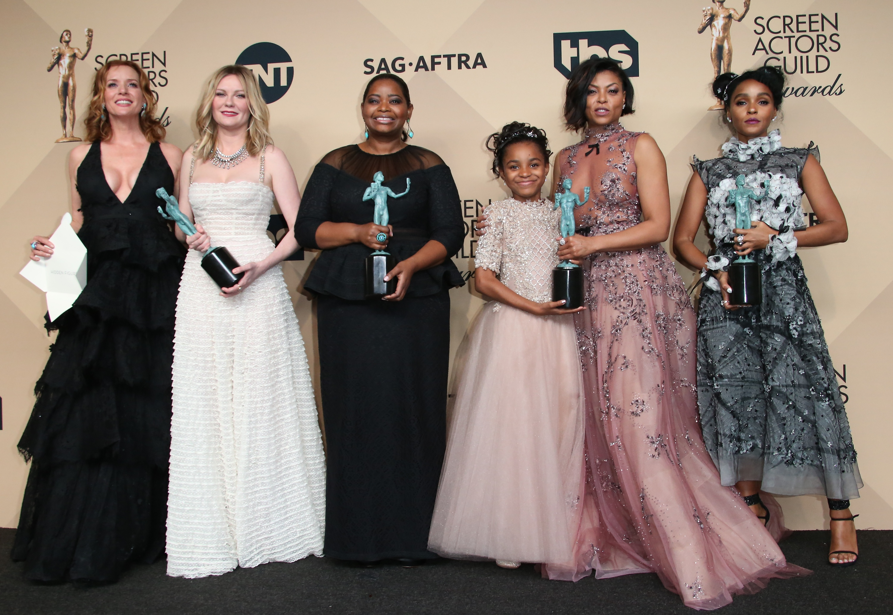 Where are the SAG Awards held? Here's the scoop