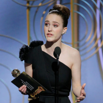 """""""Marvelous Mrs. Maisel"""" star Rachel Brosnahan revealed she """"struggled"""" with her decision to work with Woody Allen"""
