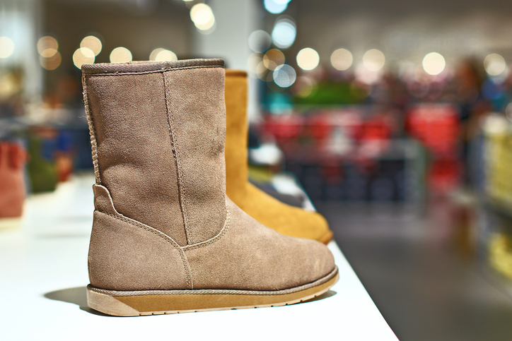 The internet is coming to terms with thigh-high Ugg boots