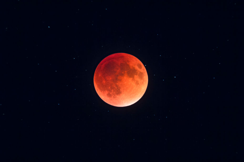 How we will be affected by this month's supermoon doubling as a Blood Moon