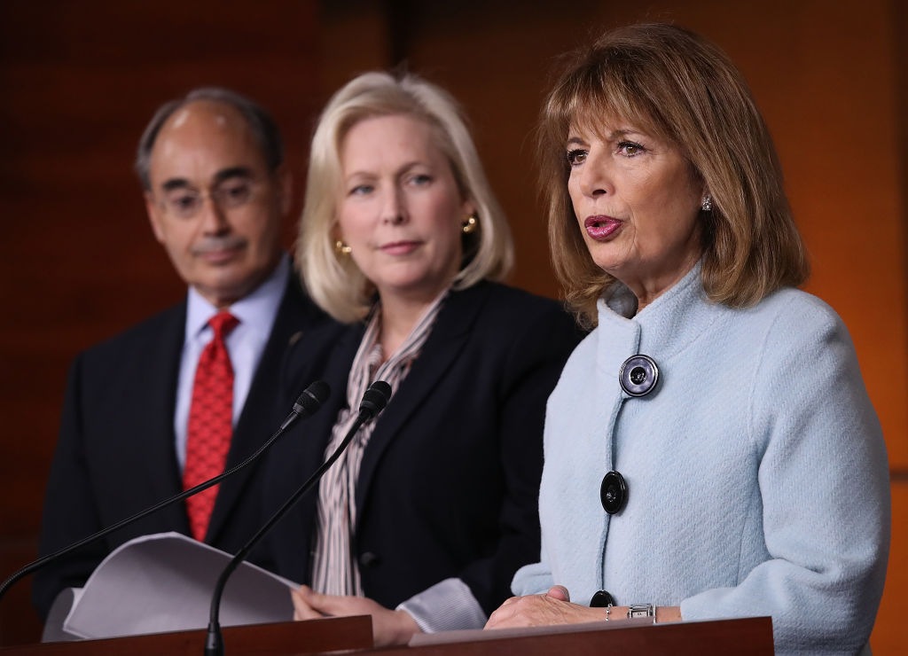 Sexual harassment in Congress might be handled very differently if this new bill passes