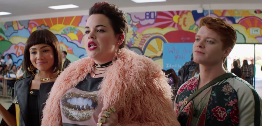 """The """"Heathers"""" trailer is here, and it's full of blood, murder, and killer outfits"""