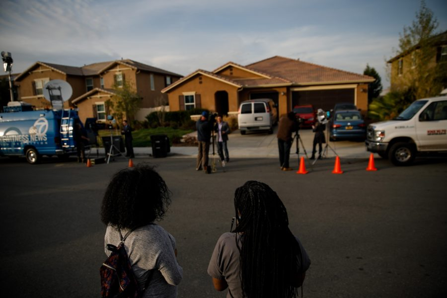 "13 malnourished children rescued from California ""torture house"""