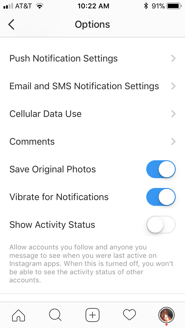 How to disable the new Instagram DM feature on the app - HelloGiggles