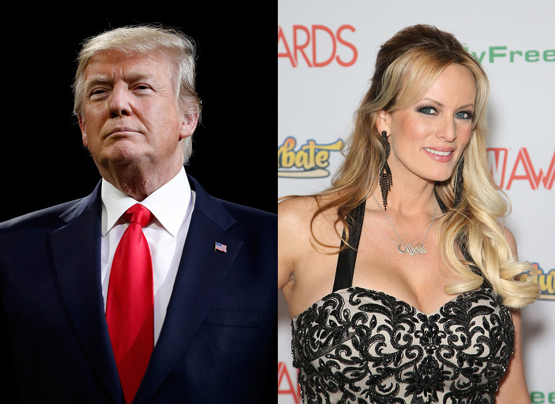 5 of the weirdest revelations from the Stormy Daniels interview