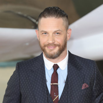 FYI: Tom Hardy has a long-lost mixtape, and the tracklist is a work of art