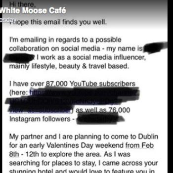 This hotel just banned all bloggers after an influencer asked to stay for free