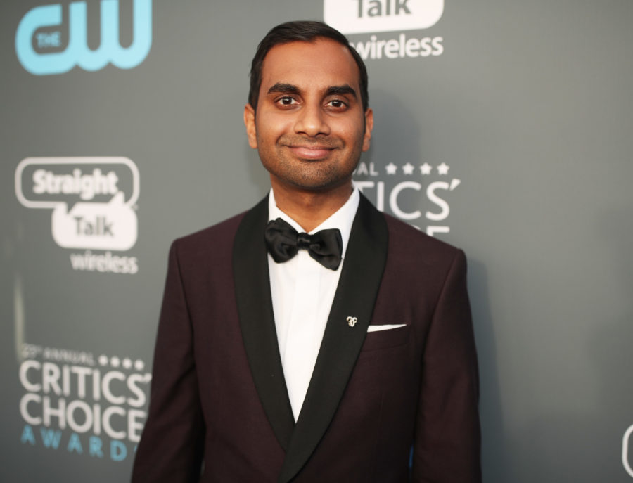 Will Aziz Ansari be at the SAG Awards?