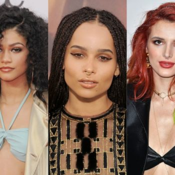 13 celebrities who have a septum piercing, in case you need a little inspo before taking the plunge