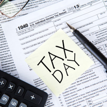 When are taxes due in 2018? This year, it's not April 15