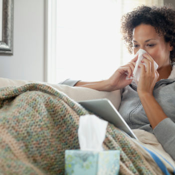 The flu may be spread just by breathing, study says