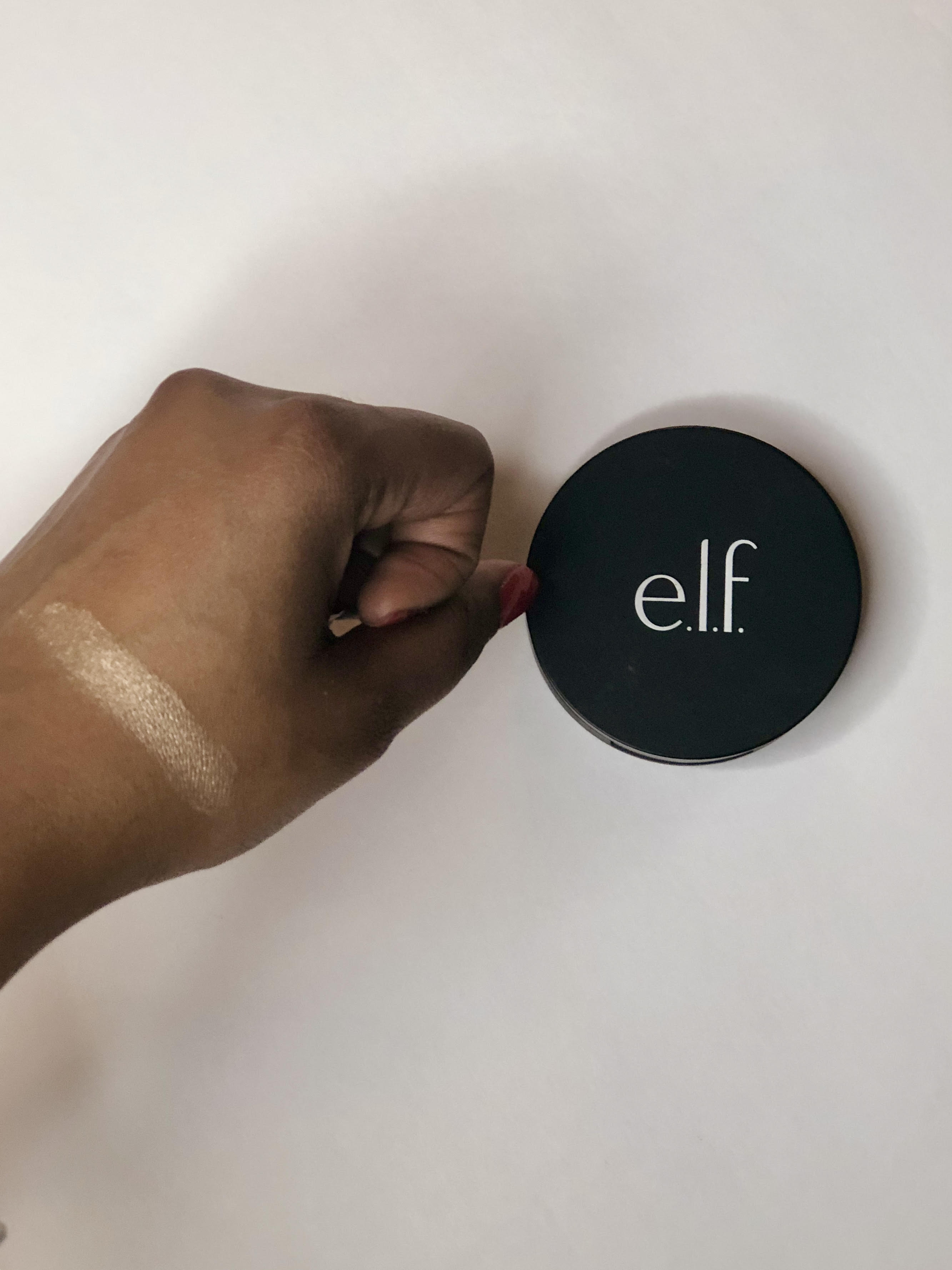 I Tried E L F S 6 Highlighter And I M Never Buying