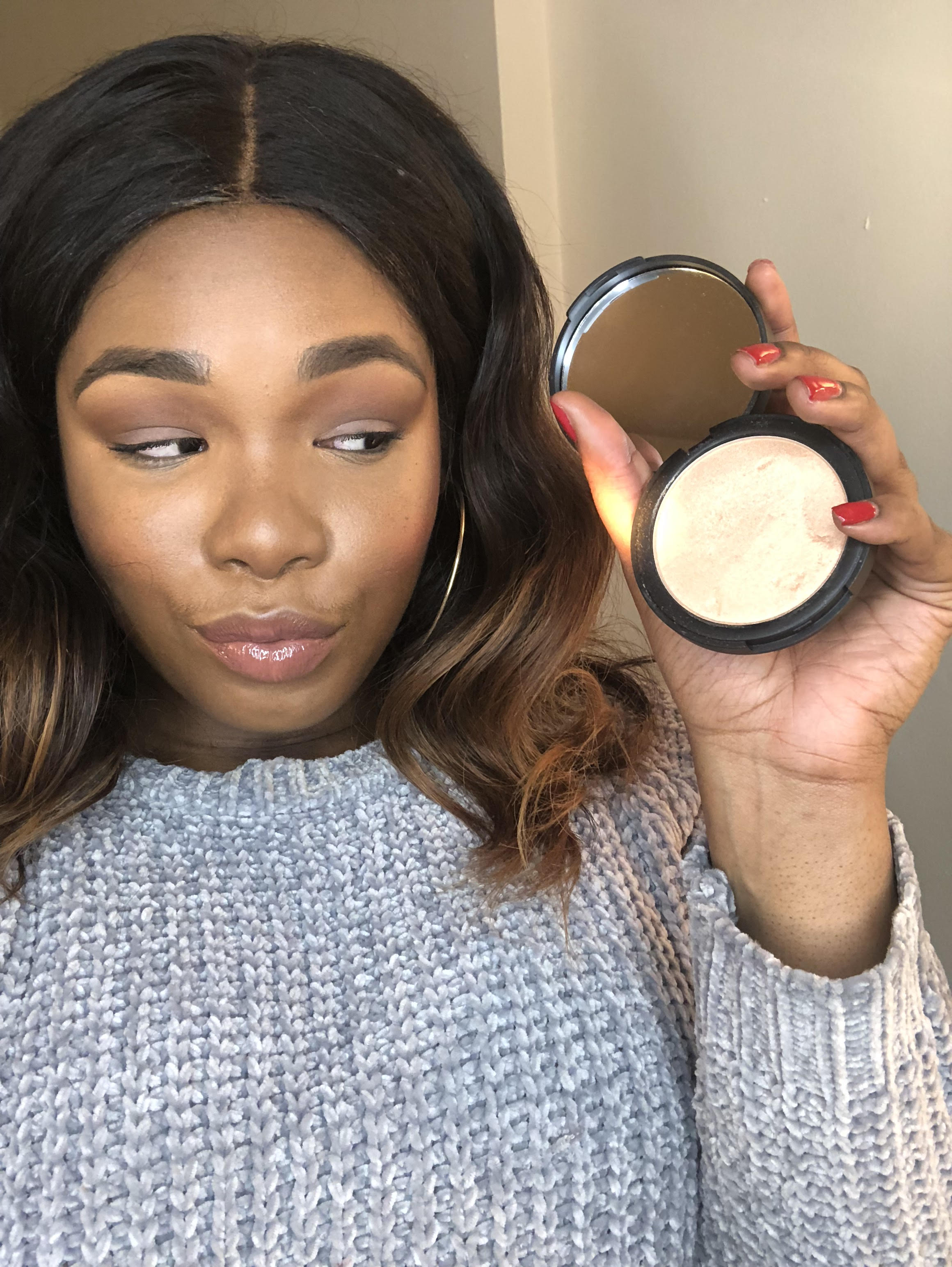I tried E.l.f.'s $6 highlighter, and I'm never buying luxury highlighters again