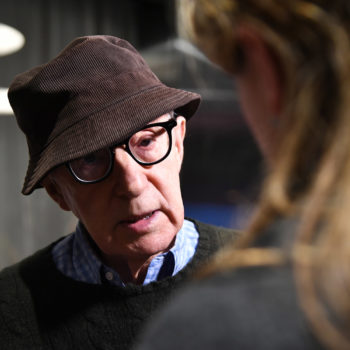 Which actors have said they won't work with Woody Allen again? Here's a running list