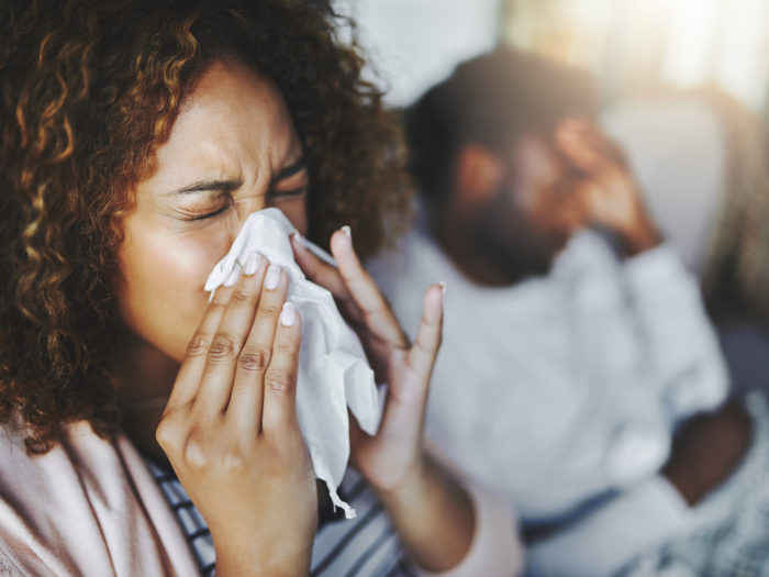 Flu more serious for those with asthma